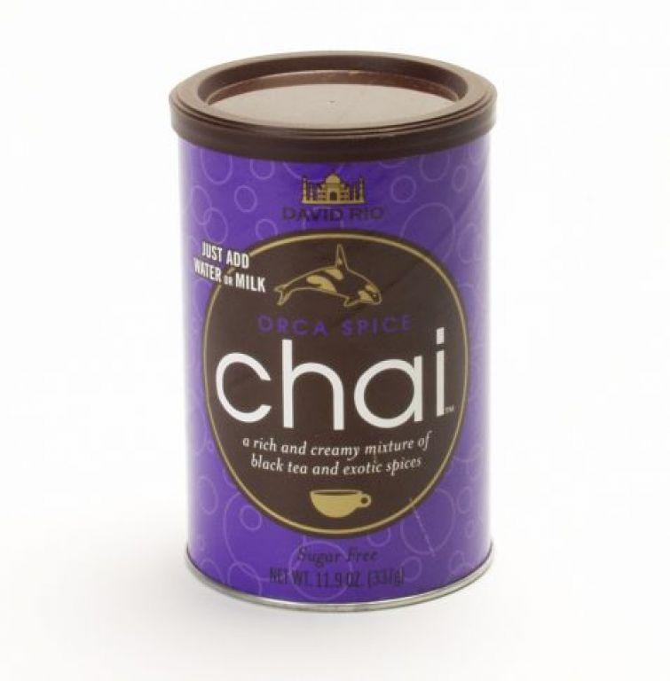 Orca Spice Chai - sukkerfri, netto 398 g