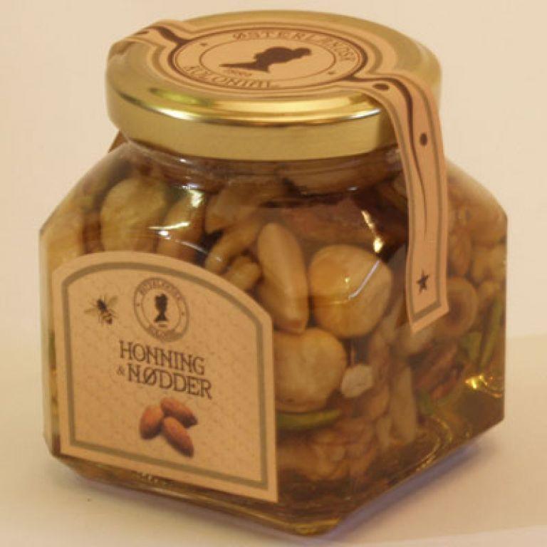 Østerlandsk Honning m/ Nøddemix
