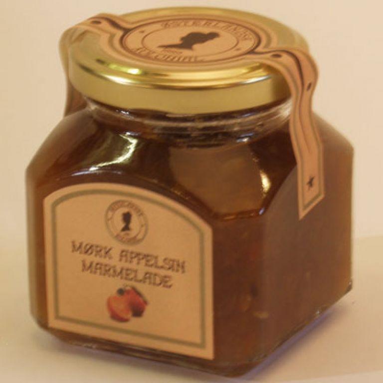 Østerlandsk Mørk Appelsinmarmelade 240 g