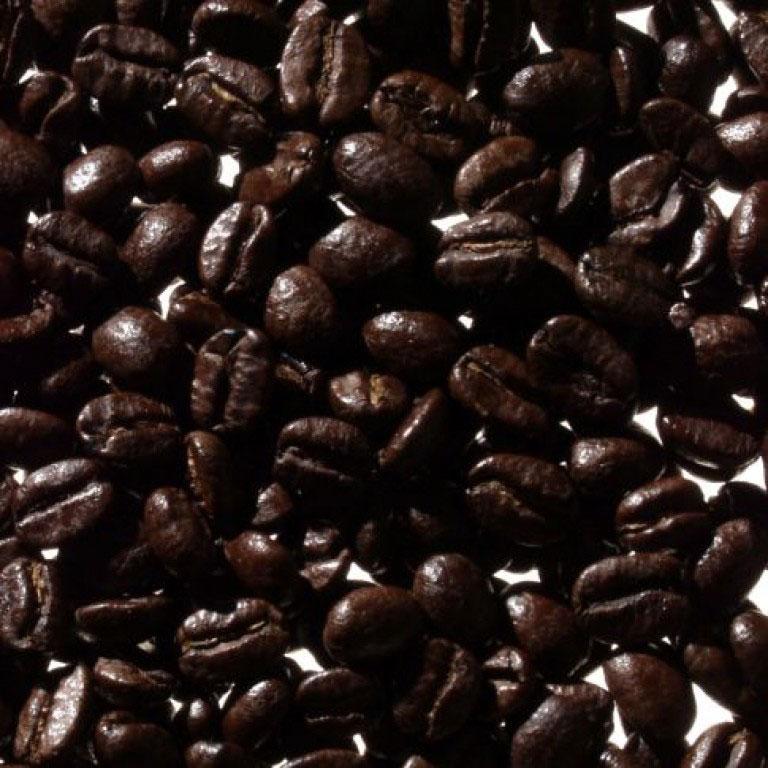 Aroma Kaffe Skabelon