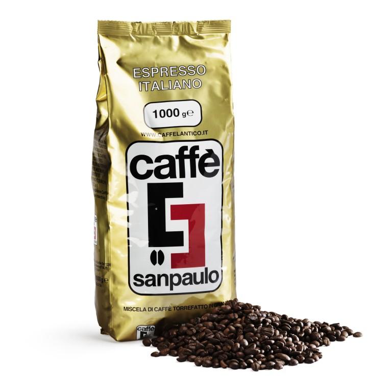 San Paulo Oro kaffe 250 g