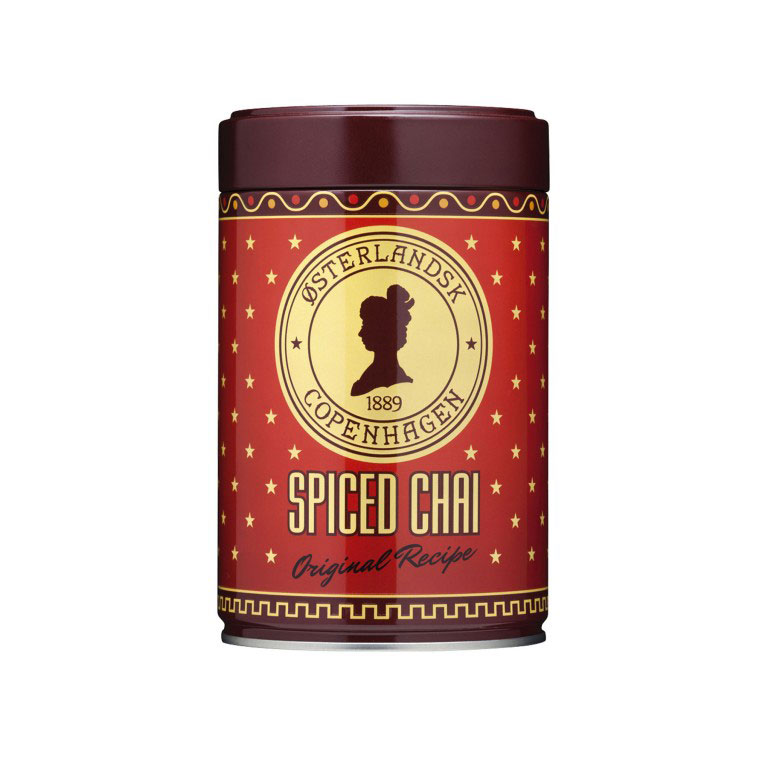 Spiced Chai, 400g can