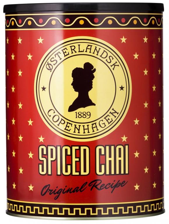 Spiced Chai 2kg Can
