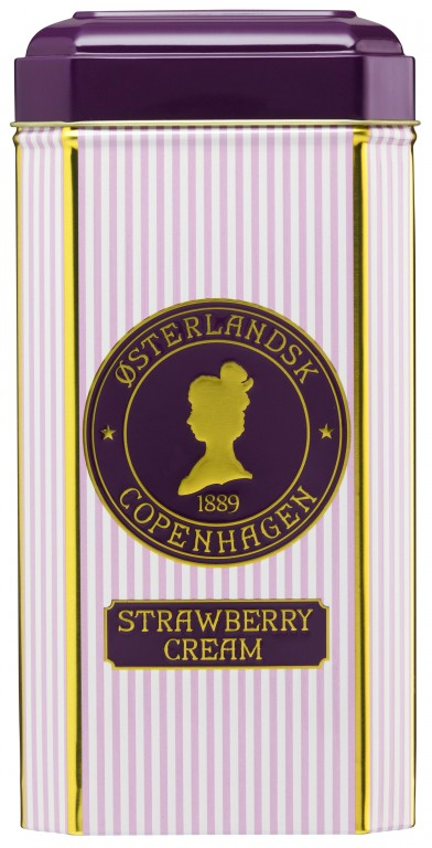 Strawberry Cream - 30 stk. pyramidethebreve
