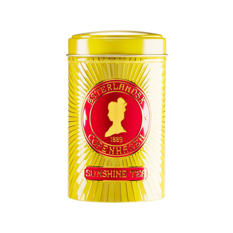 Sunshine Tea, 125g can