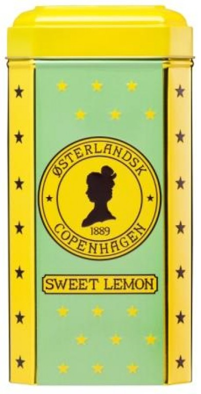 Sweet Lemon - 75 stk. pyramidetebreve