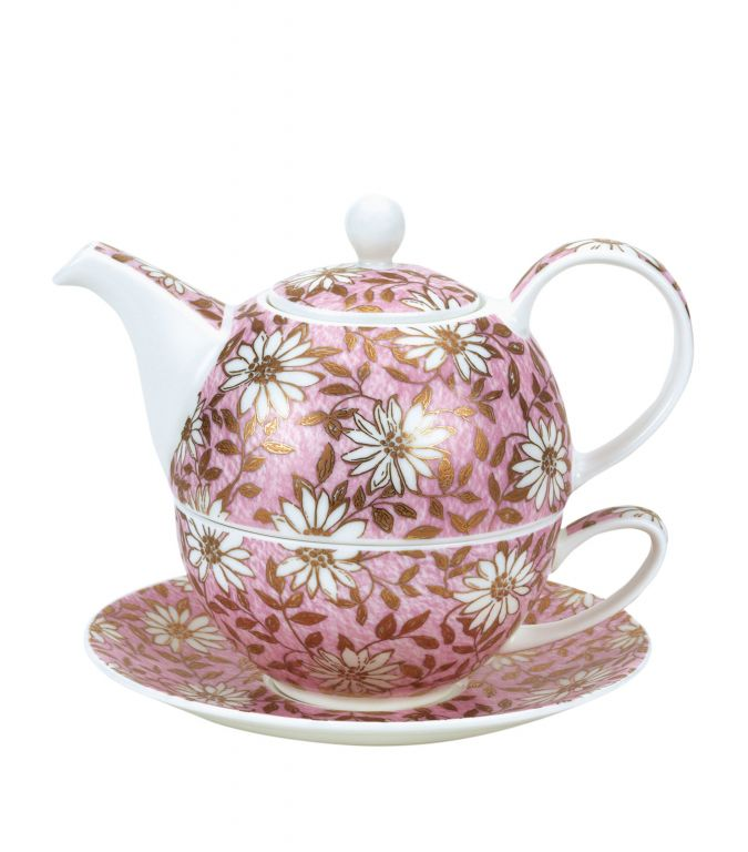 Tea For One - Nuovo Pink