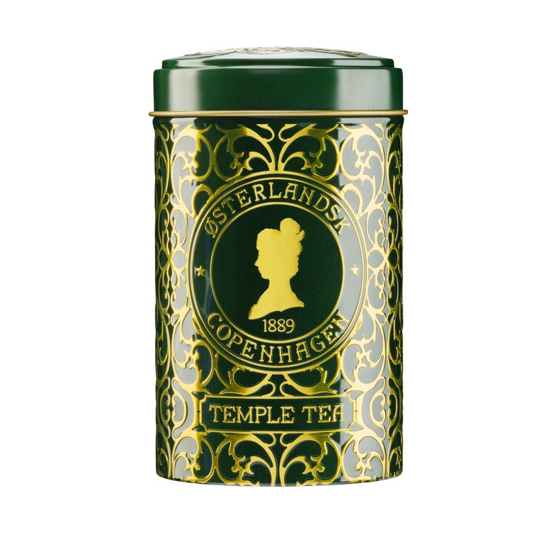 Temple Tea, 125g can