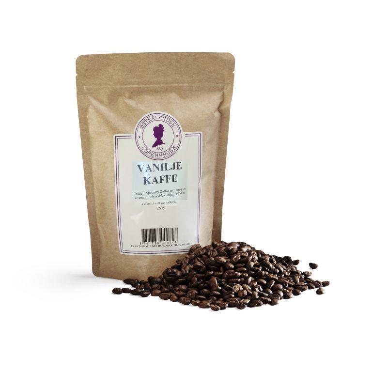 Vanilje kaffe 250g
