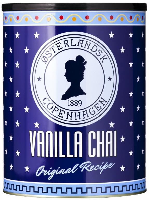 Vanilla Chai 2kg Can