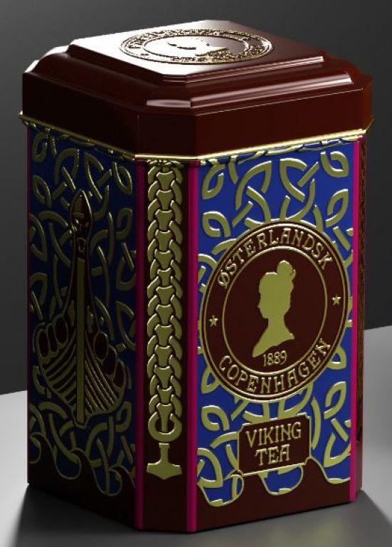 Viking Tea - 12 stk. pyramidethebreve